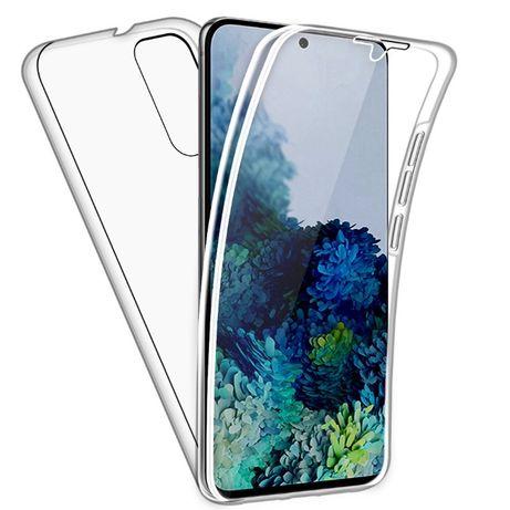 360 силиконов кейс от 2 части Samsung S20 S20 Plus S20 Ultra