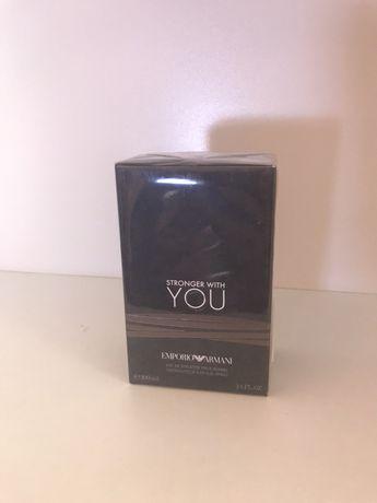 Parfum Armani stronger with you, Origilal 100 ml