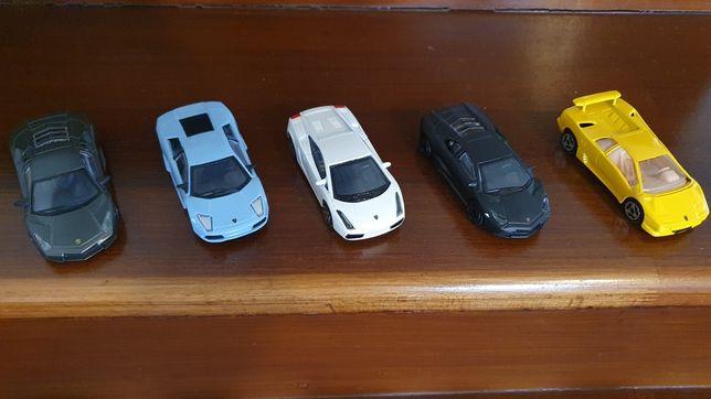 Colectie Lamborghini Burago