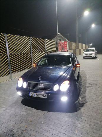 Mercedes E 200 kompressor