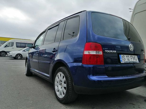 Vw touran VARIANTE