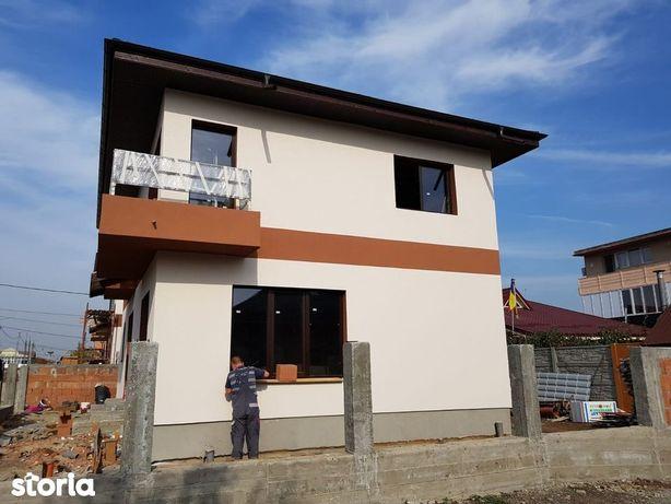 Bragadiru, casa 4 camere, an 2019, suprf. 130 mp
