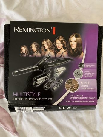 Remington multistyle