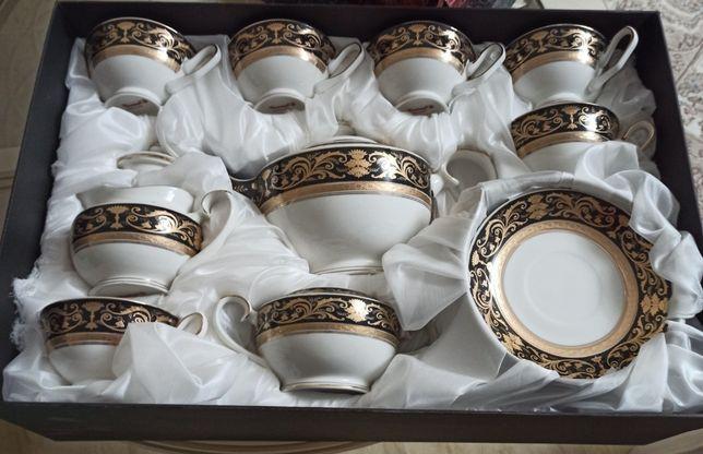 Чайный сервиз на 6 персон новый
