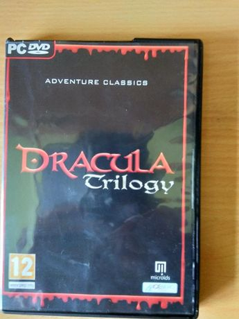 Jocuri de colectie Dracula Trilogy Pc