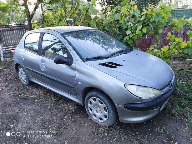 Peugeot 206 1.4 Benzina 2003 pentru piese!