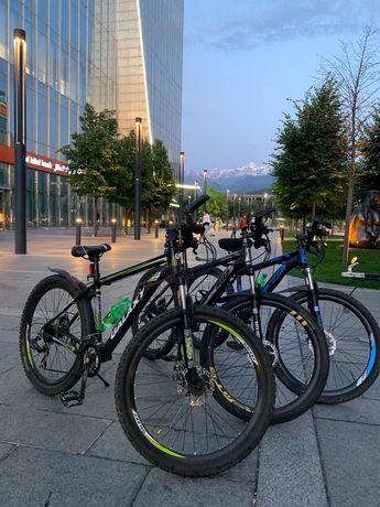 Прокат велосипедов, аренда велосипедов Алматы, велосипеды, велики