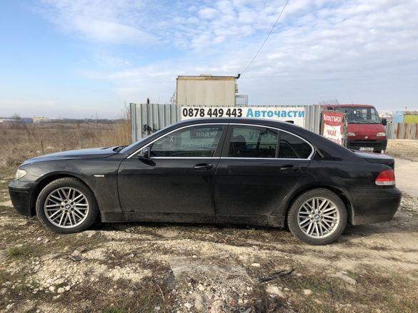 BMW 730D E65 БМВ 730Д Е65 2004г 218кс