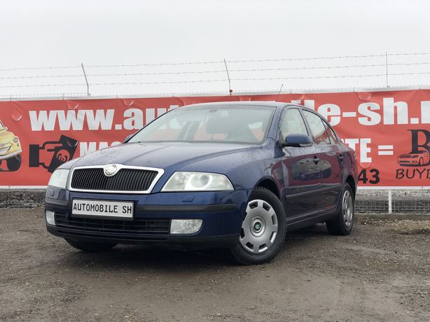 Skoda Octavia 2006, 1.9 diesel, posibilitate = RATE =