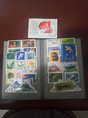 Продам марки советские