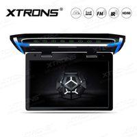 Monitor Plafon X-TRONS,Super Slim,Flip Down 10,2 inch,Full HD,HDMI,USB