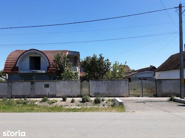id:9097 Casa si teren com.Tamaseu, Jud. Bihor