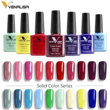 Venalisa/Веналиса УВ/ЛЕД гел лак, шилак, shellac/ gel lak/ gel polish!