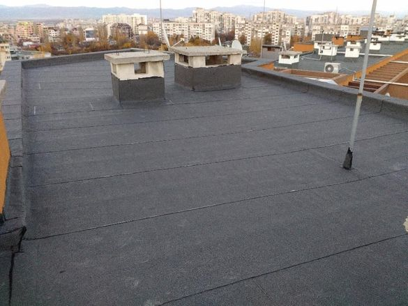 Хидроизолаци на покриви София