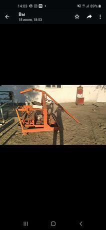 Пескоблок аппарат