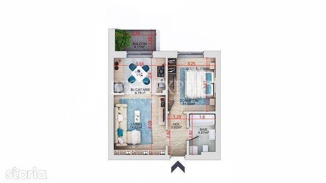 Titan Theodor Pallady Apartament 2 camere Direct Dezvoltator