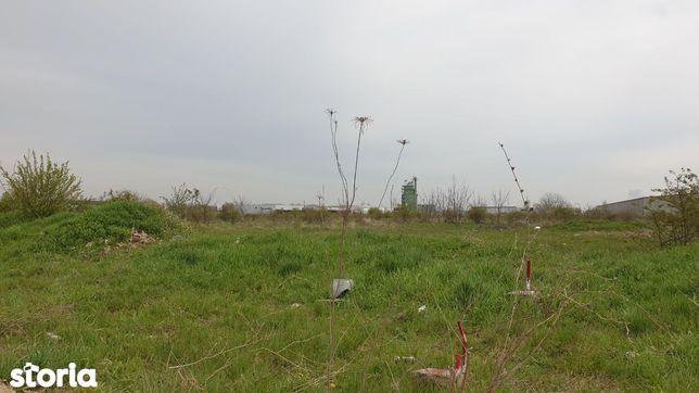 Vanzare teren 2500Mp Str Industriilor Chiajna vizavi Synevo