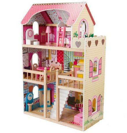 Кукольный домик Edufun