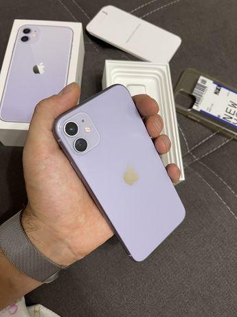 Iphone 11 64gb purple  Айфон 11