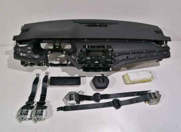 SKODA OCTAVIA IV 4 kit airbag sofer pasager plansa de bord centuri