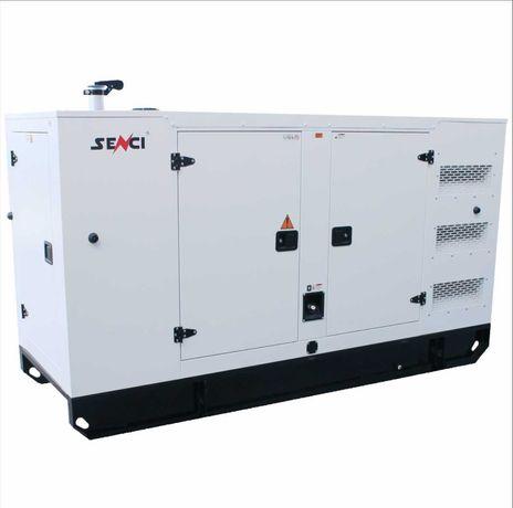 Generator SCDE 125YCS-ATS, Putere max. 125 kVA, 400V, AVR, Diesel