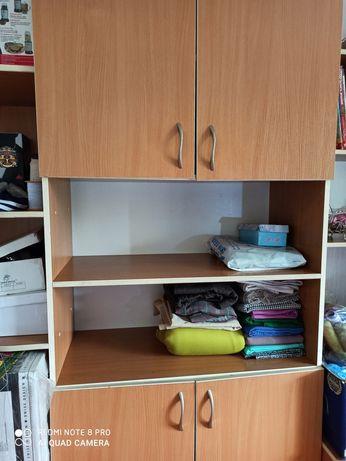 Шкаф + компьютерный стол для детской