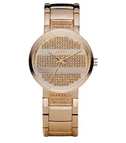 Часы DKNY Gold Original Stainless Steel Quartz Watch With Gold Dial