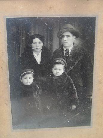 Стара рамка със снимка