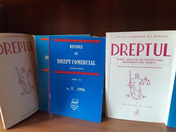 Colectie Revista de Drept Comercial anii '90, '00