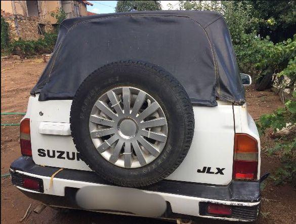 Джип Suzuki Vitara 1,6