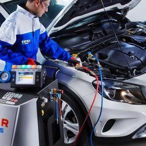 Incarcare freon auto Reparatii clima aer conditionat auto service