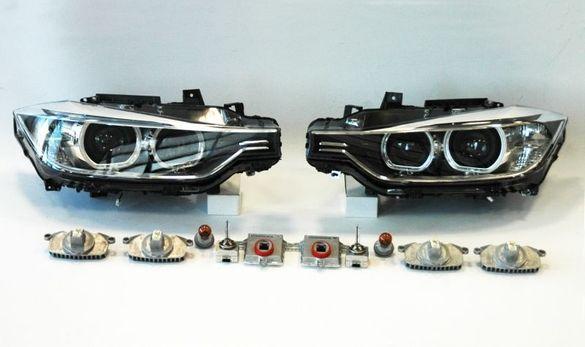 Биксенонови LED фарове за BMW 3-та серия f30/f31