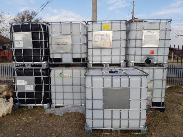 Rezervor/ IBC/ Bazin 1000 litrii
