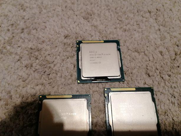 Procesor calculator/desktop i5-2500K, testat și perfect funcțional .