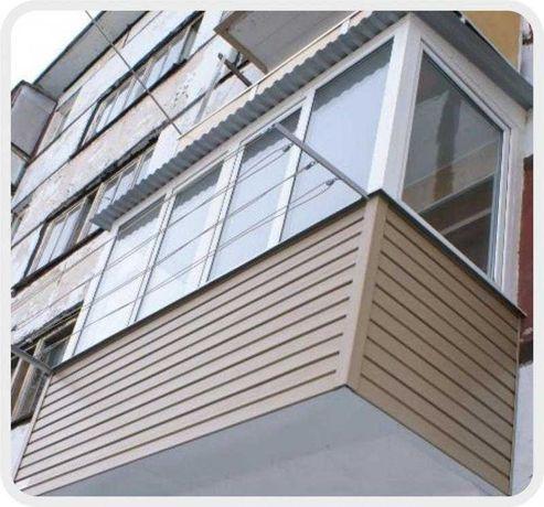 Пластиковые Окна-Двери-Перегородки -Балконы.Любой сложности под ключ!