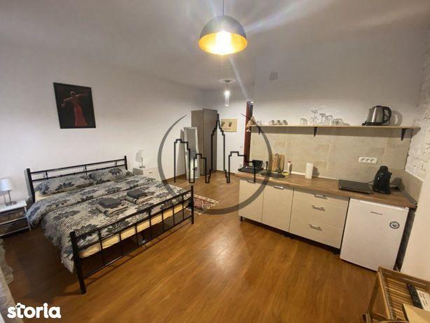 Apartament de vanzare 130 mpu impartit 3 studiouri ultracentral Sibiu