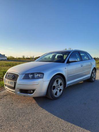 Audi A3 SportBack 2.0 TDI 140cp Euro 4
