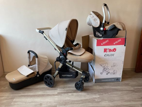 Детска количка 3в1 Kiddo Cruize