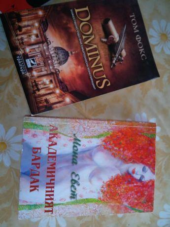 Доминус и книга на Мона Евет Академичния бардак