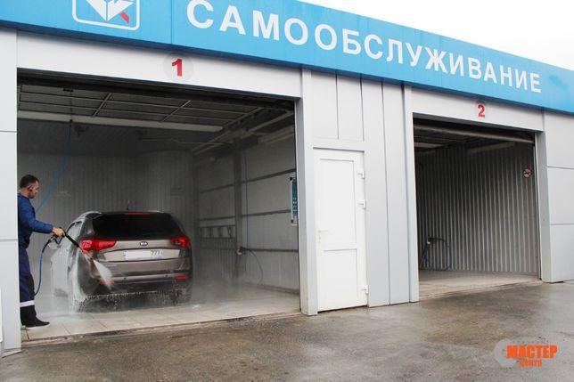 АВТОМОЙКА (S -536кв.м.) В АРЕНДУ в счет выкупа