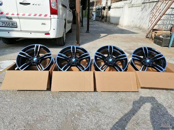 Джанти бмв Style 437 17'' цола 5х120 BMW M433 E60, Е87,E90,F30 F10 нов