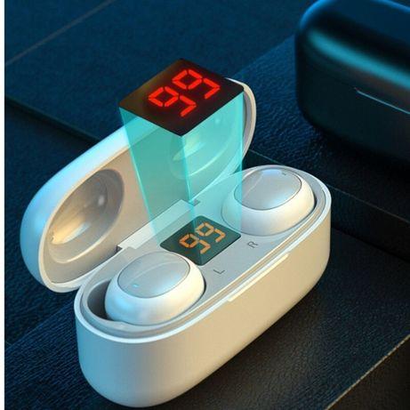 Casti In-Ear WK Design V5 TWS Earbuds Bluetooth 5.0 Hi-Fi