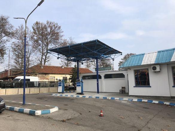 Бензиностанция Под Наем гр.Хасково
