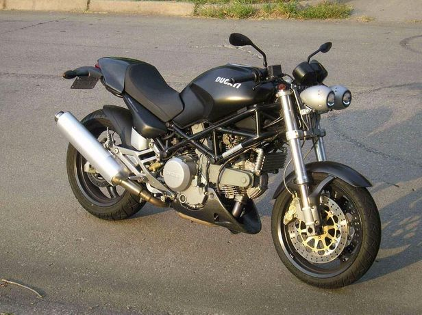Bug SPoiler Ducati Monster 600 620 SR pinten carena inferioara