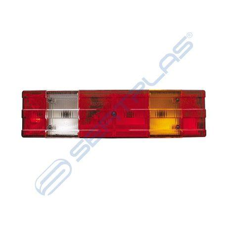 Стоп за товарен автомобил - тип Актрос - 0254L61 / с кабел / 9 функции