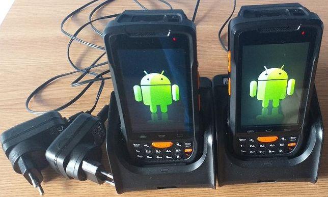 terminale scaner cod bare Android pistol cradle quad core 1Gb ram noi