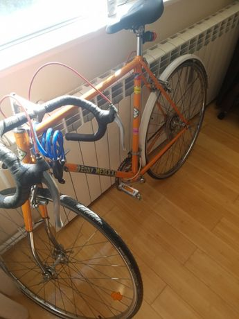 Vand sau Schimb bicicleta de colectie Eddy Merckx made in France