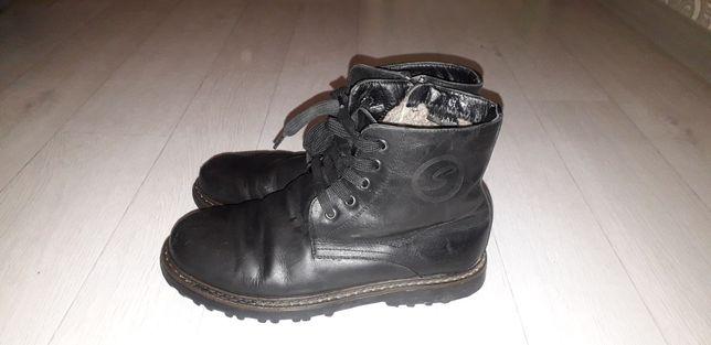 Ботинки зимние длямальчика 37 размер
