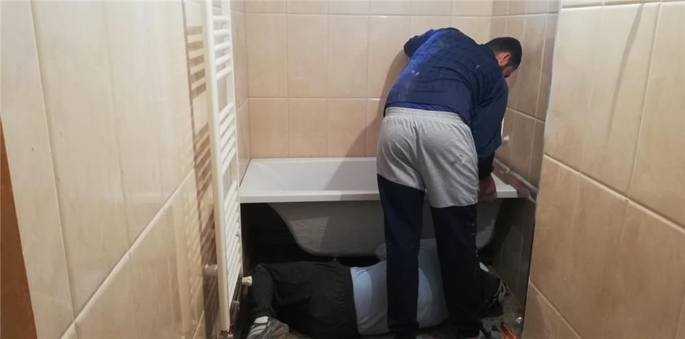 instalator ,instalati sanitare, incalzire in pardoseala Babana - imagine 1