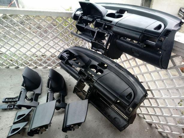 plansa bord land rover freelander facelift